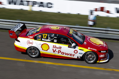 2017 DJR Team Penske Ford Falcon FG-X Tech Specs